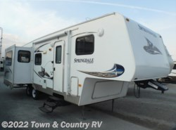 Used 2010  Keystone Springdale 253FWRLLS by Keystone from Town & Country RV in Clyde, OH