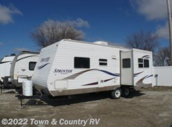 Used 2005 Keystone Sprinter 259RBS available in Clyde, Ohio