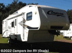 Used 2007  Keystone Cougar 310SRX by Keystone from Tradewinds RV in Ocala, FL