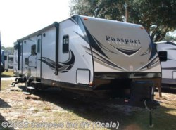 New 2017  Keystone Passport Ultra Lite Grand Touring 3350BH by Keystone from Tradewinds RV in Ocala, FL