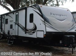New 2017  Keystone Passport Ultra Lite Grand Touring 2890RL by Keystone from Tradewinds RV in Ocala, FL