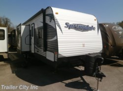 New 2015 Keystone Springdale 287RB available in Whitehall, West Virginia