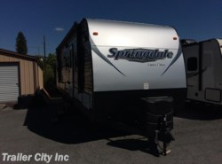 New 2017  Keystone Springdale 270LE by Keystone from Trailer City, Inc. in Whitehall, WV