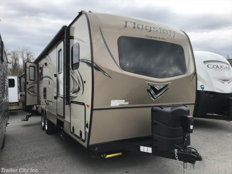2019 Forest River Flagstaff Super Lite 26RLWS