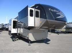 New 2016  Forest River Cardinal 3825FL Full Body Paint Auto Level Up Syst SLIDEOUT by Forest River from Best RV Center in Turlock, CA