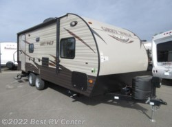 New 2016  Forest River Cherokee Grey Wolf 21RB POWER AWNING / FLIP DOWN TRAVEL RACK by Forest River from Best RV Center in Turlock, CA