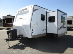 New 2016  Forest River Rockwood Ultra Lite 2304DS Aluminum Wheels by Forest River from Best RV Center in Turlock, CA