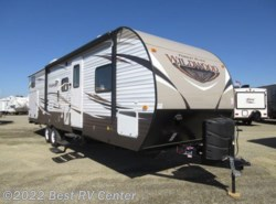 New 2016  Forest River Wildwood 30QBSS ALL POWER PACKAGE Outside Kitchen/Solid Sur by Forest River from Best RV Center in Turlock, CA