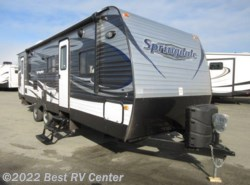 New 2017  Keystone Springdale 282BHWE ALL POWER PACKAGE / / Two Full Size Bunks  by Keystone from Best RV Center in Turlock, CA