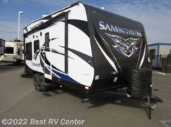 New 2016  Forest River Sandstorm 180GSLC 200W SOLAR POWER KIT/ /LG SOLID SURFACE KI by Forest River from Best RV Center in Turlock, CA