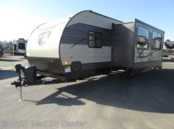 New 2017  Forest River Cherokee 274DBH Two Full Size Bunks / FLIP DOWN TRAVEL RACK by Forest River from Best RV Center in Turlock, CA