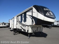 New 2017  Forest River Sierra 381RBOK  6 Piont Auto Leveling System/ Two Full  B by Forest River from Best RV Center in Turlock, CA