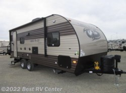 New 2017  Forest River Cherokee Grey Wolf 21RB POWER AWNING / FLIP DOWN TRAVEL RACK by Forest River from Best RV Center in Turlock, CA