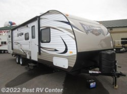 New 2017  Forest River Wildwood 282QBXL OUTDOOR KITCHEN/ REAR BUNK ROOM / ALL POWE by Forest River from Best RV Center in Turlock, CA
