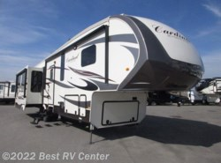 New 2017  Forest River Cardinal 3455RL 6 POINT HYDRAULIC AUTO LEVELING/ DUAL PANE  by Forest River from Best RV Center in Turlock, CA