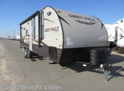New 2016  Forest River Cherokee Grey Wolf 23BD POWER AWNING/ FLIP DOWN TRAVEL RACK by Forest River from Best RV Center in Turlock, CA
