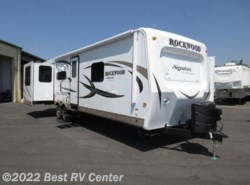 New 2016  Forest River Rockwood Signature Ultra Lite 8325SS PLATINUM PACKAGE/LCD BEDROOM TV by Forest River from Best RV Center in Turlock, CA