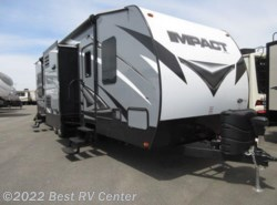 New 2017  Keystone Fuzion Impact FZ312  12FT GARAGE/ 2 Slide Outs/ 5.5 Onan Gen by Keystone from Best RV Center in Turlock, CA