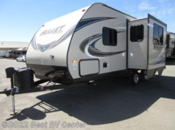 New 2017  Keystone Bullet Ultra Lite 212RBSWE Mega Dinette/ Rear Bath /Outdoor Kitchen by Keystone from Best RV Center in Turlock, CA
