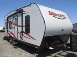 New 2017  Pacific Coachworks  BLAZE?N 21FS FRONT SLEEPER / REAR ELECTRIC BED Fro by Pacific Coachworks from Best RV Center in Turlock, CA
