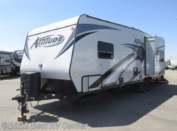 New 2017  Eclipse Attitude 27SAG Slide Out/ Grey/ 60W Solar/ Smoth Fiber Glas by Eclipse from Best RV Center in Turlock, CA