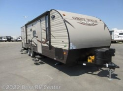 New 2017  Forest River Cherokee Grey Wolf 26DBH Arctic Pkg/Enclosed Tank /Two Full Size Bunk by Forest River from Best RV Center in Turlock, CA