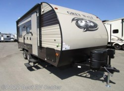 New 2017  Forest River Cherokee Grey Wolf 23DBH Mega Dinette Slide / Two Entry Doors / Two F by Forest River from Best RV Center in Turlock, CA