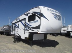 New 2017  Forest River Sandstorm 286GSLR 200 WATT SOLAR POWER/ RAMP PATIO CABLE / S by Forest River from Best RV Center in Turlock, CA