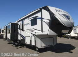New 2017  Keystone Avalanche 370RD 5 Slide Outs/ Rear Entertainment/ 6 POINT HY by Keystone from Best RV Center in Turlock, CA