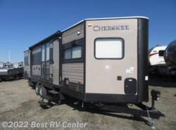 New 2017  Forest River Cherokee 274VFK Front Kitchen/ Fiberglass V-Front/ Double E by Forest River from Best RV Center in Turlock, CA