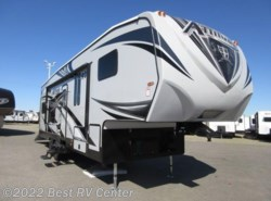 New 2018  Eclipse Attitude 28SAG Two Slides/ GREY EXT/ 160W SOLAR /150 GALLON by Eclipse from Best RV Center in Turlock, CA