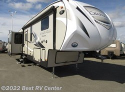New 2017  Forest River  Chaparral 360IBL Four Slideouts/ Mid Bunk Room/ Is by Forest River from Best RV Center in Turlock, CA