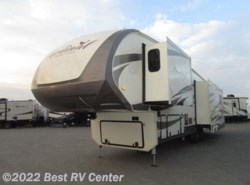 New 2017  Forest River Cardinal 3456RL New Design / 6 POINT HYDRAULIC AUTO LEVELIN by Forest River from Best RV Center in Turlock, CA