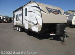 New 2017  Forest River Wildwood 231RKXL  200W SOLAR PANEL / ALL POWER PACKAGE by Forest River from Best RV Center in Turlock, CA