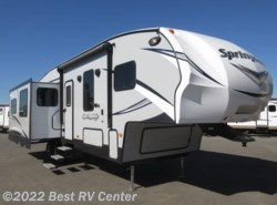 New 2017  Keystone Springdale 253FWRE REAR ENTERTAINMENT/ 3 SLIDE OUTS/ QUEEN BE by Keystone from Best RV Center in Turlock, CA