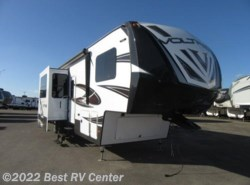 New 2017  Dutchmen Voltage 3605 /6 Pt Auto Leveling/ Dual A/C/ Ramp Door Pati by Dutchmen from Best RV Center in Turlock, CA