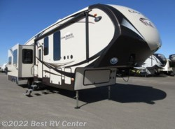 New 2016  Coachmen Brookstone 325RL THREE SLIDE OUTS/ 6 POINT ELECTRIC AUTO LEVE