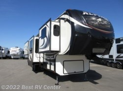 Used 2014  Keystone Alpine 3620FL FRONT LIVING/6 Slide Outs / 6 Pt Hydraulic  by Keystone from Best RV Center in Turlock, CA