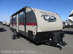 New 2018 Forest River Cherokee Grey Wolf 22RR Ramp Door Patio Package / Front Walk Around B available in Turlock, California