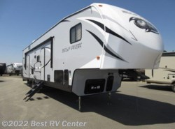 New 2018 Forest River Wolf Pack 315 *NEW DESIGN* 12 FT GARAGE/ RAMP PATIO PACKAGE available in Turlock, California