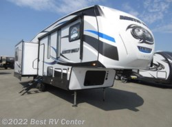 New 2018 Forest River Arctic Wolf 295QSL MID BUNK ROOM/ REAR LIVING/ 4 SLIDE OUTS/AU available in Turlock, California