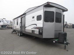 New 2018 Forest River Wildwood Lodge 395FK LTD Three Slide Outs/ Mid Bunk Room/ Front K available in Turlock, California