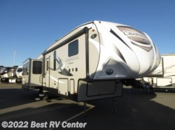 New 2018 Coachmen Chaparral 360IBL 6 Pt Auto Leveling/ /Mid Bunk / Four Slide available in Turlock, California