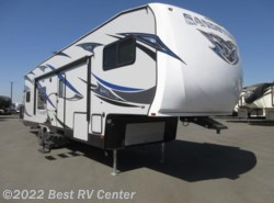 New 2018 Forest River Sandstorm 336GSLR Ramp Cable / Patio System / 200W SOLAR/ 2 available in Turlock, California