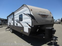 New 2019 Forest River Wildwood 28RLSS Rear Living/ All Power Package/ Solar Prep/ available in Turlock, California