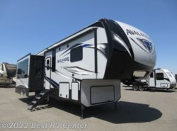 New 2019 Keystone Avalanche 320RS 6 POINT AUTO LEVELING/ DUAL A/C available in Turlock, California