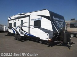 New 2016  Forest River Sandstorm 240SLC 200 WATT SOLAR/ 4.0 ONAN GENERATOR by Forest River from Best RV Center in Turlock, CA