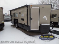 New 2016  Forest River Cherokee Ice Cave 16GR by Forest River from AC Nelsen RV World in Shakopee, MN