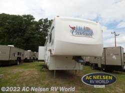 Used 2006  Forest River Cardinal 36LE by Forest River from AC Nelsen RV World in Shakopee, MN