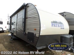 New 2017  Forest River Cherokee Grey Wolf 26BH by Forest River from AC Nelsen RV World in Shakopee, MN